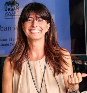 Ludovica Casellati, la bici della felicità